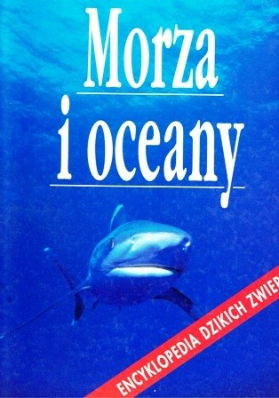 Okładka książki Morza i oceany