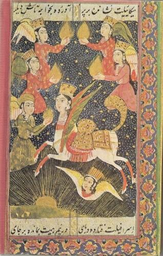 Okładka książki Księga tysiąca i jednej nocy, tom 1