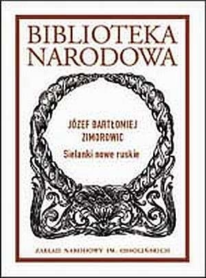 Okładka książki Sielanki nowe ruskie