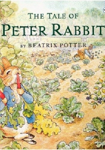 Okładka książki The Tale of Peter Rabbit