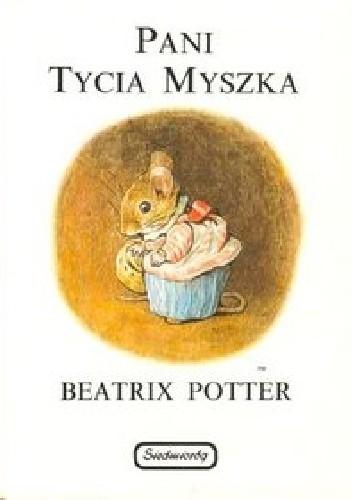 Okładka książki Pani Tycia Myszka