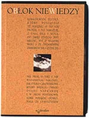 Okładka książki Obłok niewiedzy