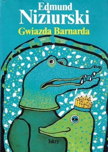 Okładka książki Gwiazda Barnarda