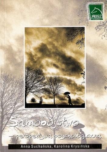 Okładka książki Samobójstwo – perspektywa psychologiczna