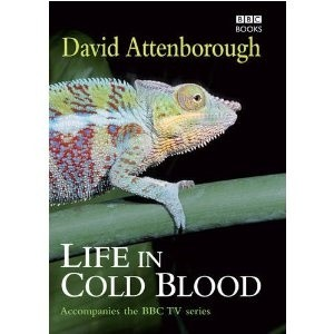 Okładka książki Life in the cold blood