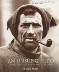 Okładka książki An Unsung Hero Tom Crean - Antarctic Survivor