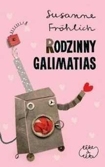 Okładka książki Rodzinny galimatias