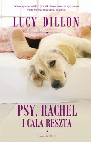 Okładka książki Psy, Rachel i cała reszta