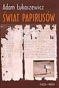 Okładka książki Świat papirusów