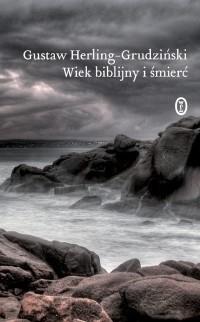 Okładka książki Wiek biblijny i śmierć