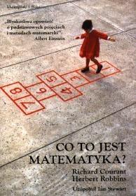 Okładka książki Co to jest matematyka?
