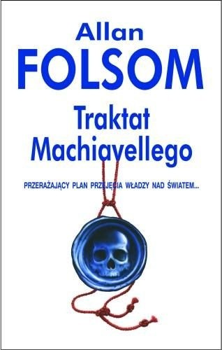 Okładka książki Traktat Machiavellego