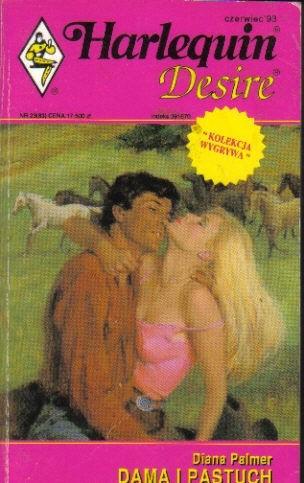 Okładka książki Dama i pastuch