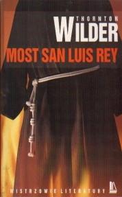 Okładka książki Most San Luis Rey