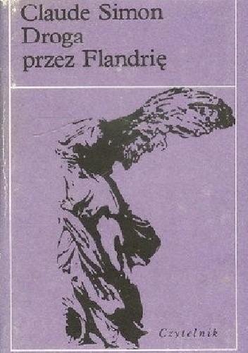 Okładka książki Droga przez Flandrię