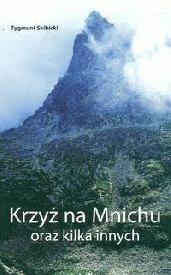 Okładka książki Krzyż na Mnichu oraz kilka innych