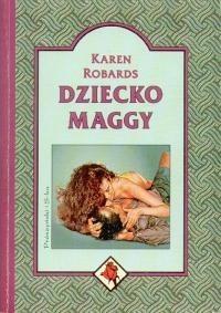 Okładka książki Dziecko Maggy