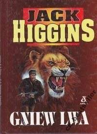 Okładka książki Gniew lwa