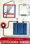 Okładka książki Elektrochemia domowa