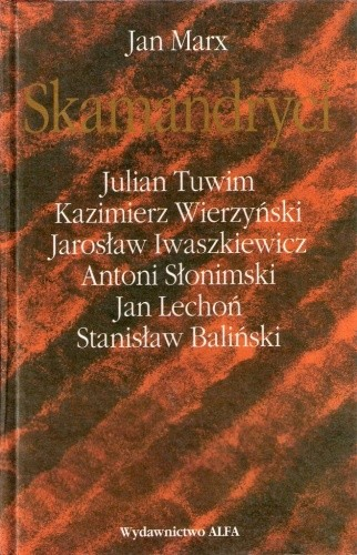 Okładka książki Skamandryci