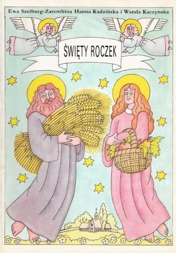 Okładka książki Święty roczek