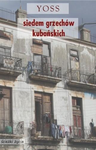 Okładka książki Siedem grzechów kubańskich