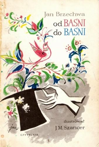 Okładka książki Od baśni do baśni