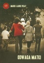 Okładka książki Odwaga Matki