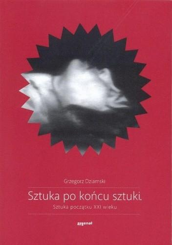 Okładka książki Sztuka po końcu sztuki