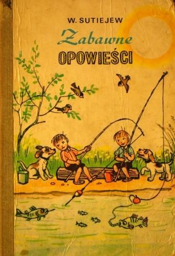 Okładka książki Zabawne opowieści