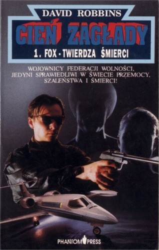 Okładka książki Fox - twierdza śmierci
