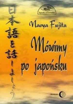 Okładka książki Mówimy po japońsku