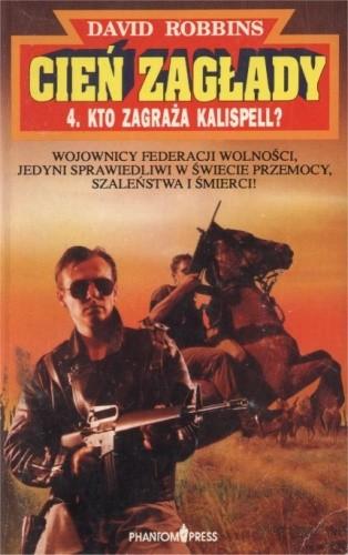 Okładka książki Kto zagraża Kalispell?