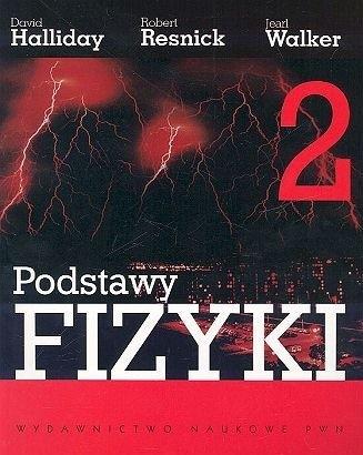 Okładka książki Podstawy fizyki cz.2