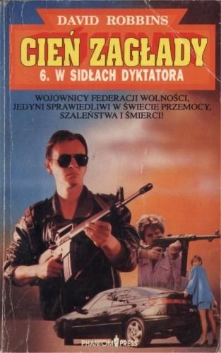 Okładka książki W sidłach dyktatora