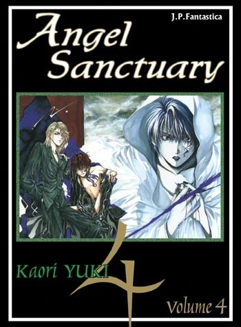 Okładka książki Angel Sanctuary - 4