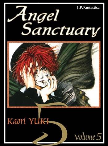 Okładka książki Angel Sanctuary - 5