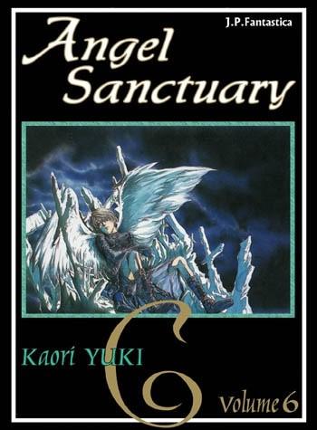 Okładka książki Angel Sanctuary - 6