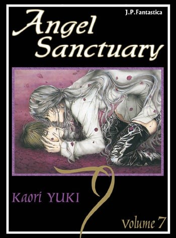 Okładka książki Angel Sanctuary - 7
