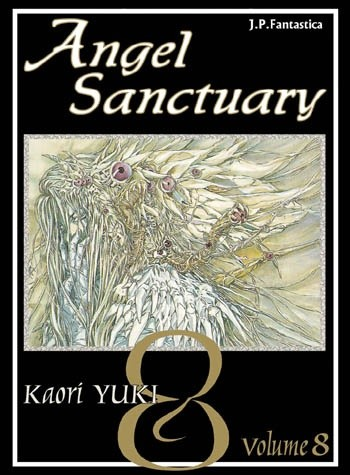 Okładka książki Angel Sanctuary - 8