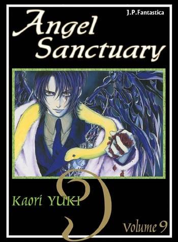 Okładka książki Angel Sanctuary - 9