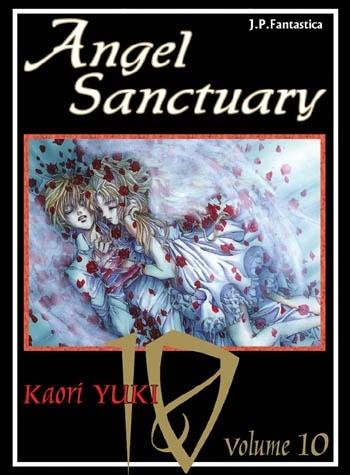 Okładka książki Angel Sanctuary - 10