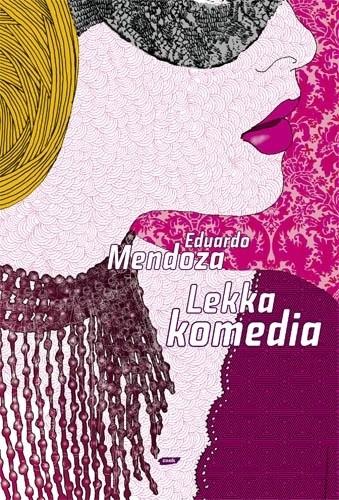 Okładka książki Lekka komedia