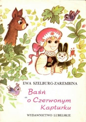 Okładka książki Baśń o Czerwonym Kapturku