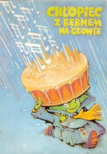 Okładka książki Chłopiec z bębnem na głowie