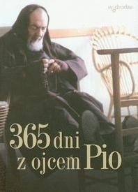 Okładka książki 365 dni z ojcem Pio