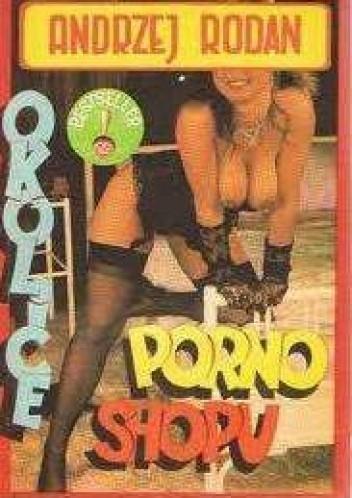 Okładka książki Okolice porno shopu