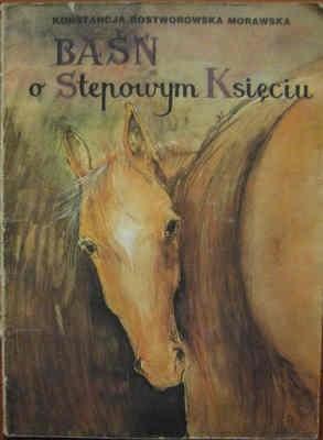 Okładka książki Baśń o stepowym księciu