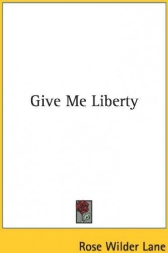 Okładka książki Give me liberty