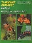Okładka książki Motyle naszych lasów i łąk